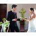 欧式婚礼教堂拍婚纱照