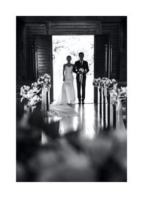 小清新婚纱摄影