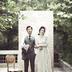 韩式户外婚纱照