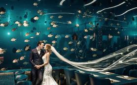 【三亚站】海底餐厅夜景拍摄送MV拍摄花絮