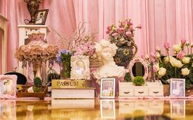 【偲蕊宴会定制】主题婚礼——小时代