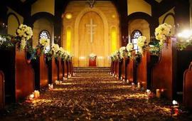 【卡利昂教堂婚礼】2017限时特惠款西式教堂婚礼