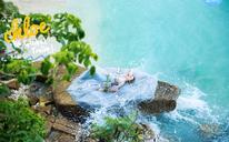 三亚克洛伊全球旅拍唯美海景婚纱照