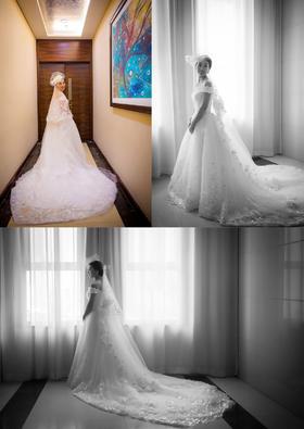 【婚礼摄影】一切都是上天的安排,这暖暖的幸福就是给你最好的爱