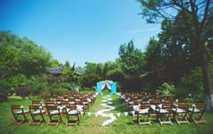【下单即送婚礼单机位摄影】美纪婚礼 户外庄园