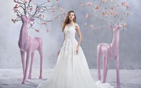 薇拉上善婚纱专属套系4850