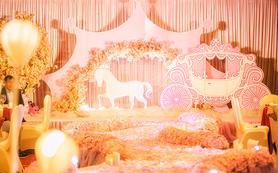 无比梦幻曼妙的粉红色公主梦