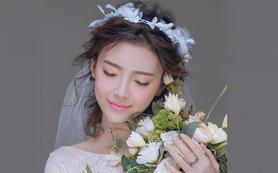 梵尚秀婚礼形象定制--高级档-3造型-美好妆容