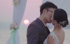 美到不能呼吸的兰卡威婚礼旅拍 三机位+航拍