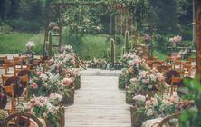 【悠悠花嫁】牛仔很忙!灿烂又美腻的牛仔主题婚礼