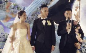黄晓明弟弟婚礼视频【MXD映像社】婚礼跟拍三机位