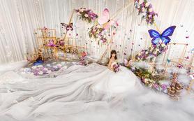 【珮珣婚礼】蝴蝶主题浪漫婚礼