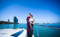 苹果视觉全球旅拍唯美婚纱照