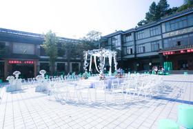 〖予子婚礼〗大山里的坝坝宴婚礼 农村婚礼的清流