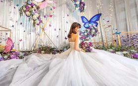 品质必选婚纱礼服5件套租赁专业修改师免费量身