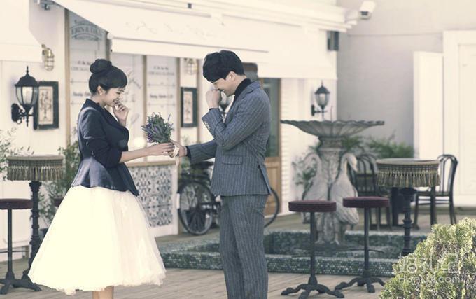 【韩菲婚纱】全新首发尊享拍摄/系列