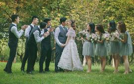 【原色菲林】超值豪华婚礼摄影/总监级/三机位拍摄