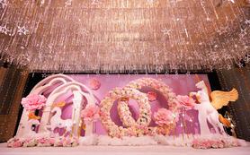 主题色婚礼--粉色-你是我的小公举