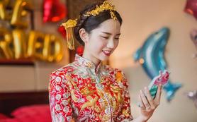 I Wedding--小五福S10 | 龙凤呈祥