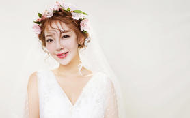 【ESONE】超值高性价婚纱套系比14件套+跟妆