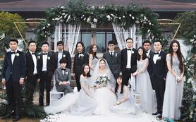 【拾间记忆画坊】艺术总监双机位婚礼摄影