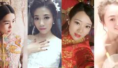 中式VS婚纱 出门怎么选
