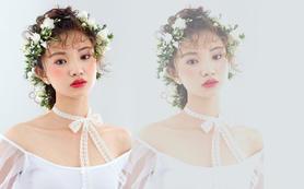 【8K拉精致摄影】6服6造★免费鲜花造型拍摄