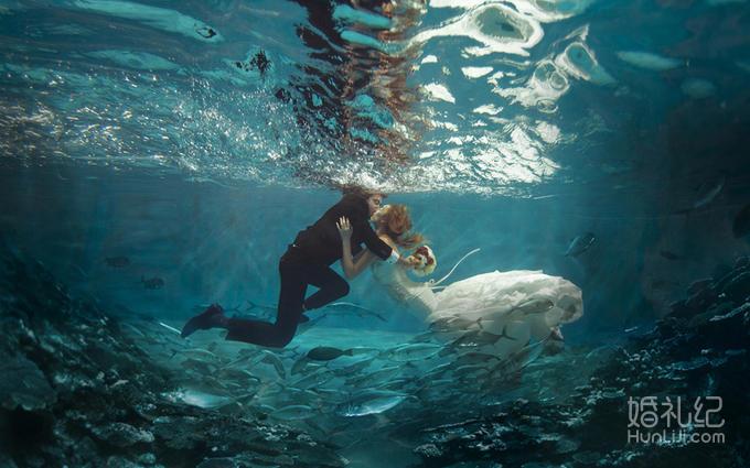 【茜茜公主】两天拍摄+送真实水下摄影