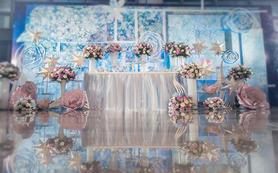 【记忆婚礼】特惠套餐--梦幻水晶