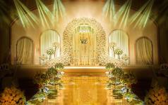 盛世光年 打造令人终身难忘的小清新婚礼
