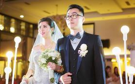 【优惠精品】婚礼跟拍-1摄影2摄像+回放
