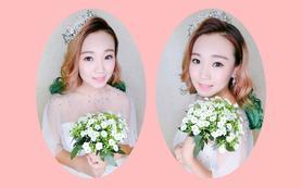 【丽娅·婚嫁馆】韩式新娘跟妆-首席化妆师