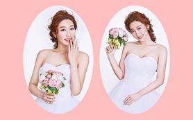 【丽娅·婚嫁馆】韩式新娘跟妆-化妆总监