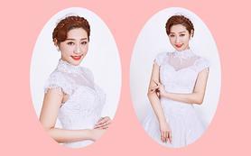 【丽娅·婚嫁馆】新娘跟妆--化妆总监