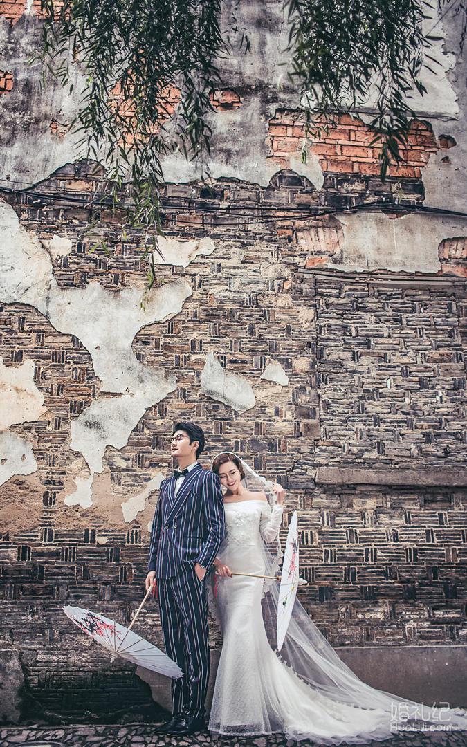【香港卓美】送拍摄当天 新娘鲜花造型