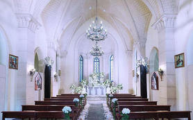 【兰亭定制】圣洁的教堂婚礼
