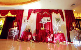 钟山宾馆扬子厅(超值一站式,红色主题)