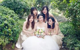 【拾间记忆画坊】首席单机位婚礼摄影