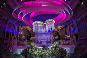 《谧尔》——沈阳香格里拉酒店婚礼布置