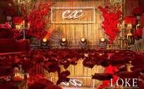 【婚礼鲜花布置】wedding|披荆斩棘