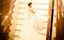 【婚礼购】奢华婚纱4件套+婚礼跟拍只要3988元