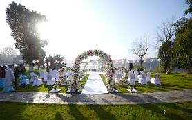 龙喜婚礼--【户外婚礼】