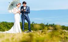 10888元雷克蜜月婚纱私人定制2天拍摄