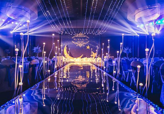【记忆婚礼】特惠套餐--繁星