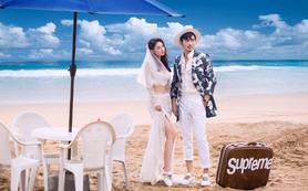 【香港卓美】威海唯美旅拍+一天海上游玩