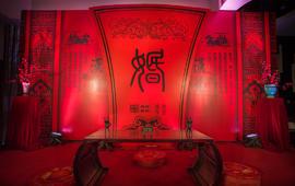 【真品婚礼】欢乐谷老房子 华夏盛典