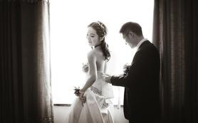 【原色菲林】超值豪华婚礼摄影/双总监机位拍摄