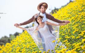 【忆光年环球旅拍•大理站•花海】