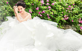 第一夫人婚纱摄影私人订制高端套餐
