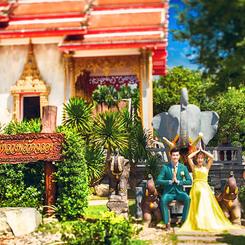 拉尼凯全球旅拍-泰国普吉岛站